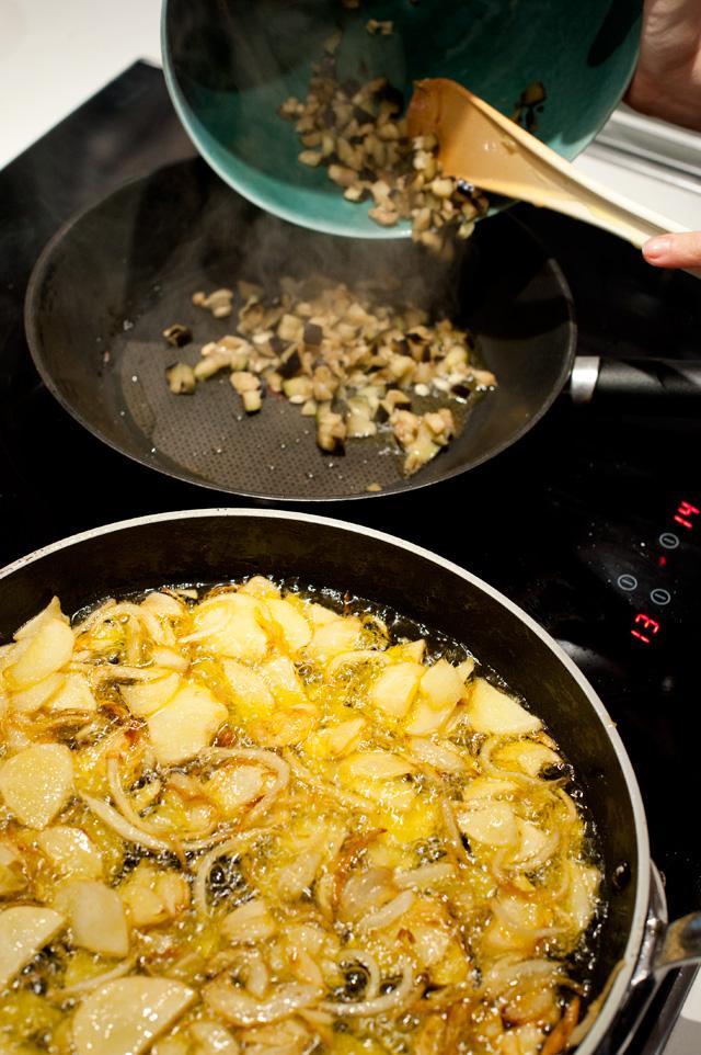 Tortilla de patata cristina oria