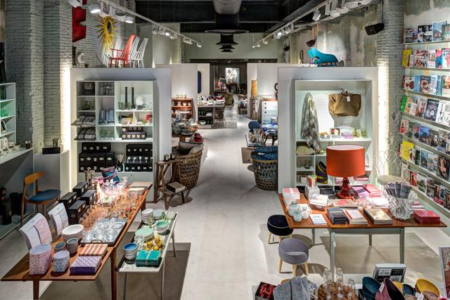Concept Store y Cafe Jaime