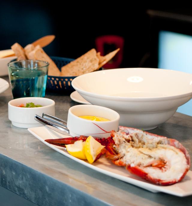 BAR restaurante de pescado