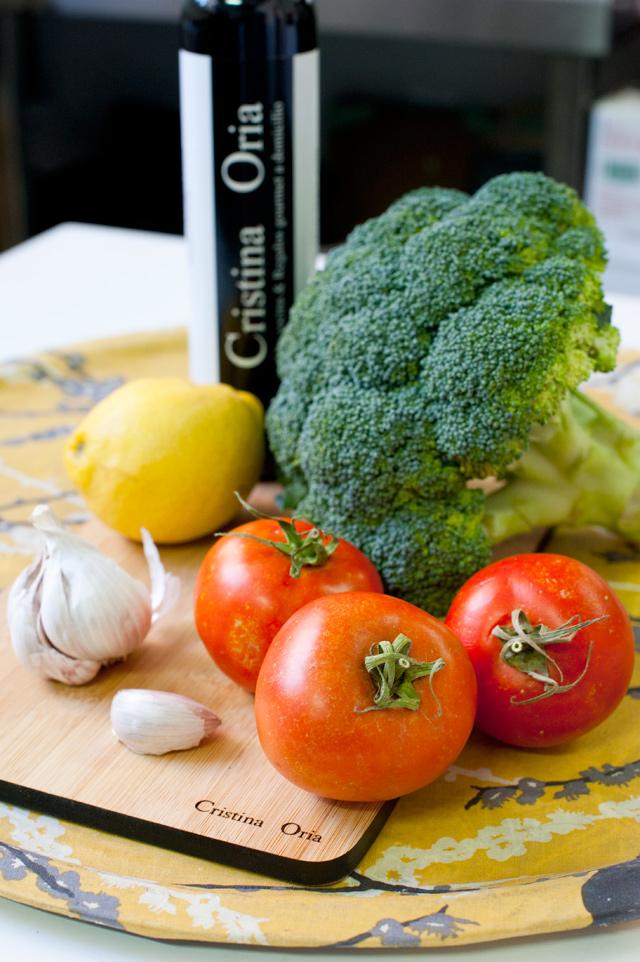 Pocos ingredientes, baratos y sanos