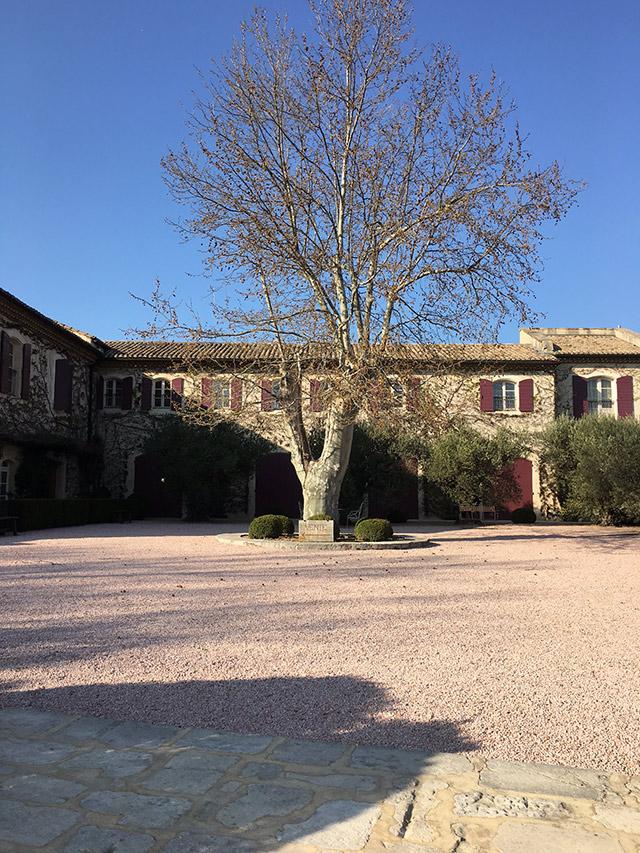 Chateau d`Estoublon